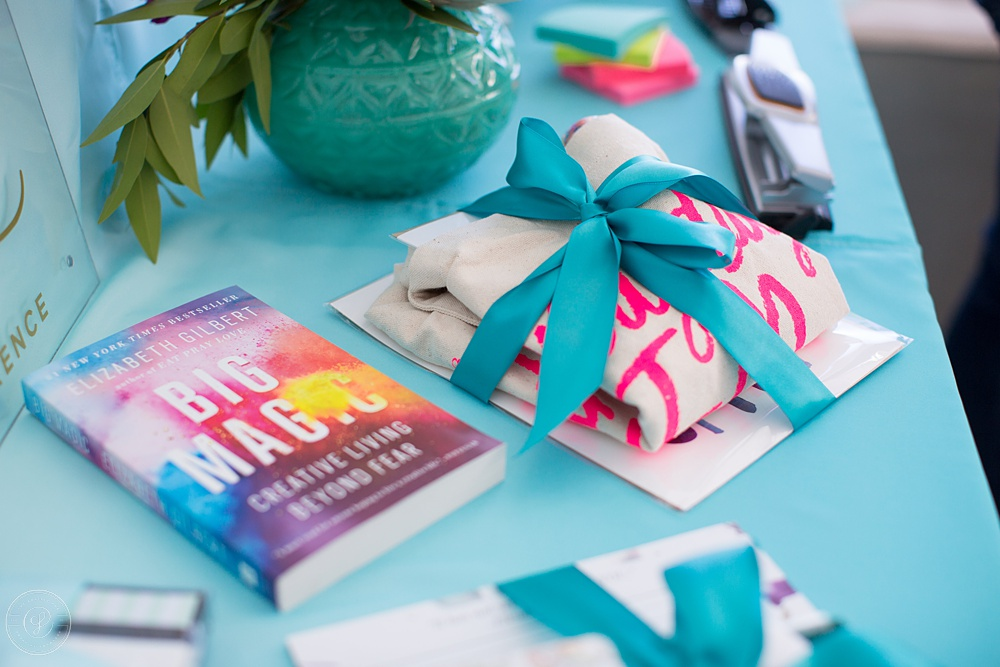 Giveaway Items - Society for Creative Founders Conference - Day Two