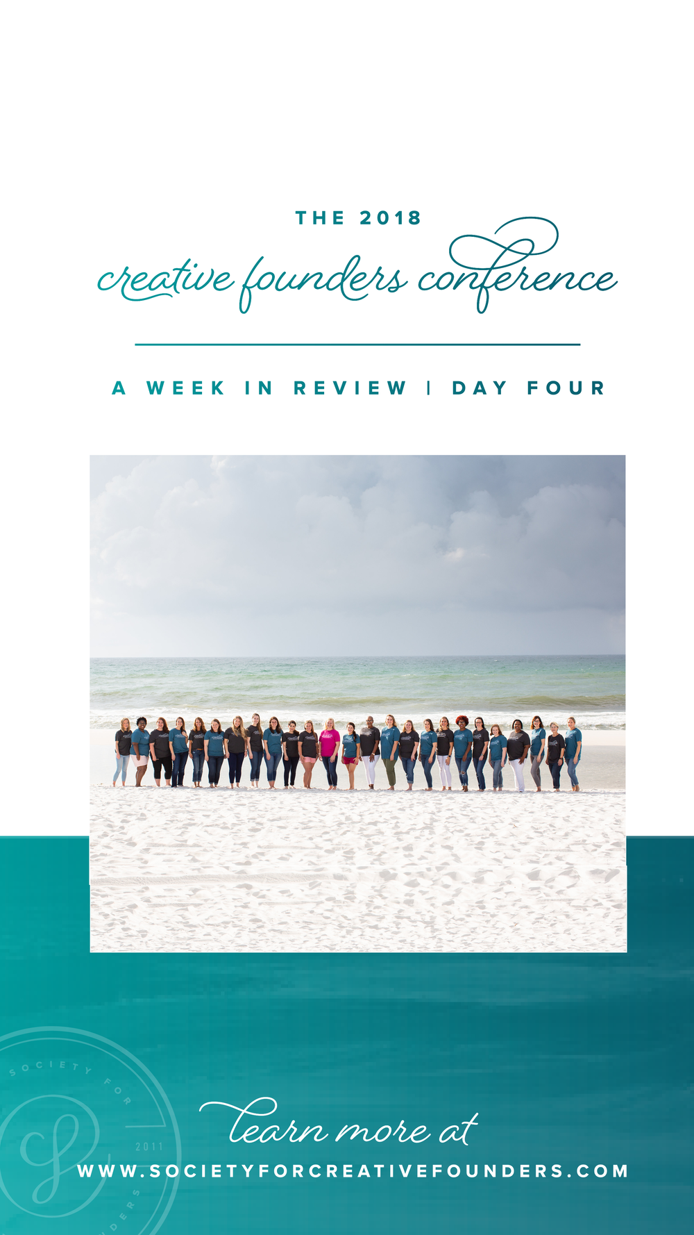 Society for Creative Founders Conference - Day 4