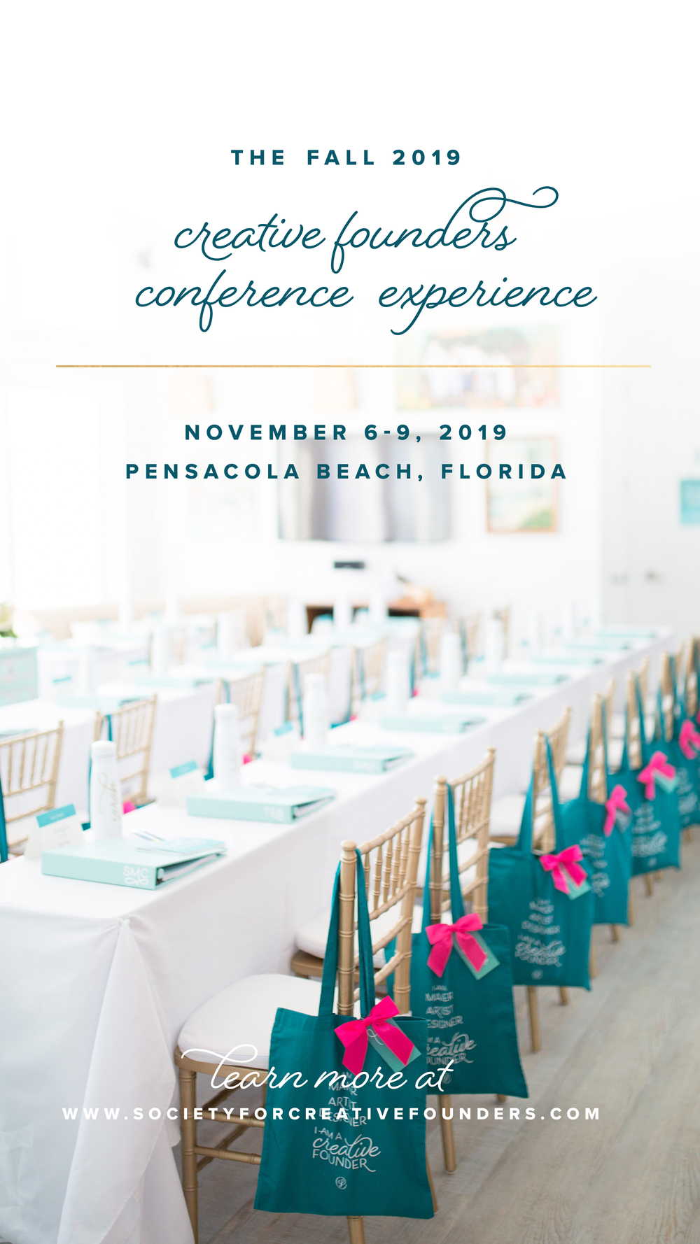 Fall Creative Founders Conference - Registration is NOW OPEN