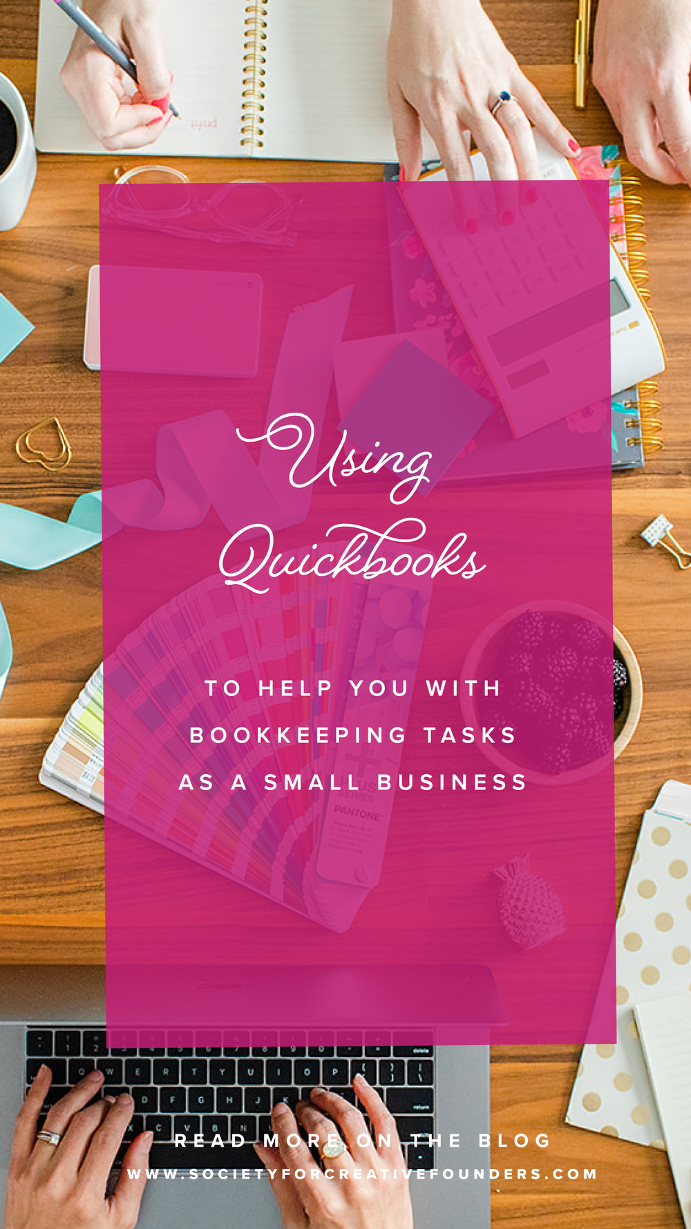 Using Quickbooks as a Small Business Owner