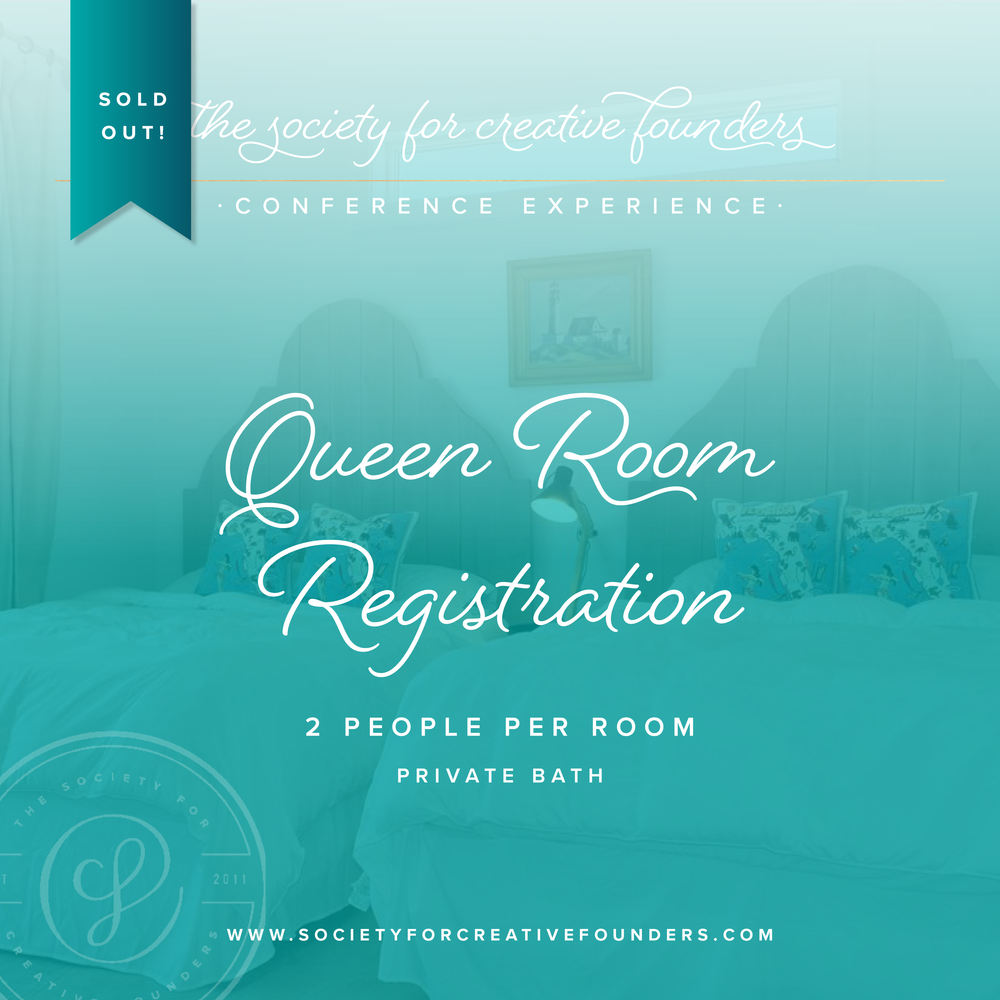 Society for Creative Founders Conference - Sold Out