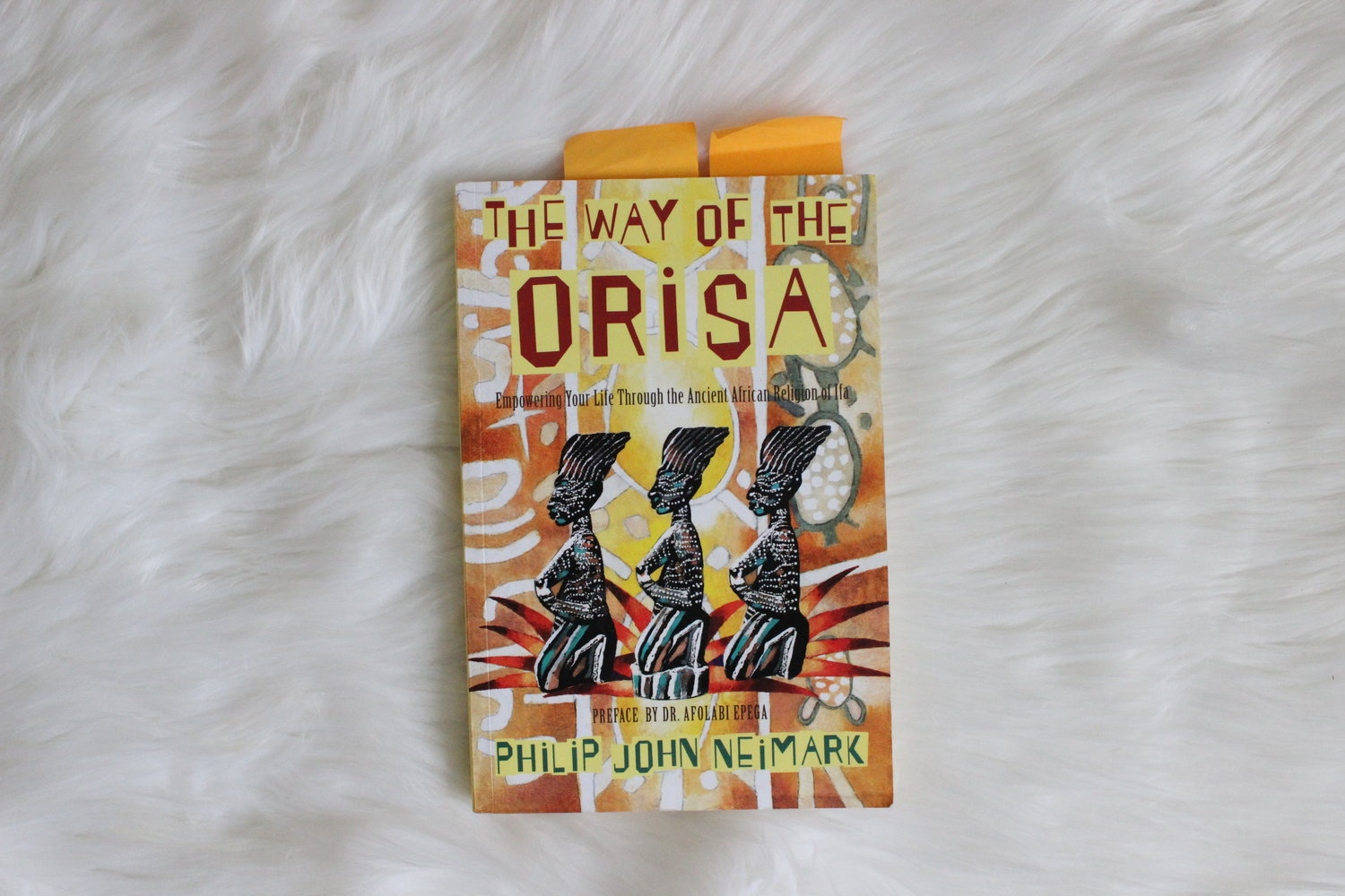 Book Review || The Way Of The Orisa — J  CHAVAE
