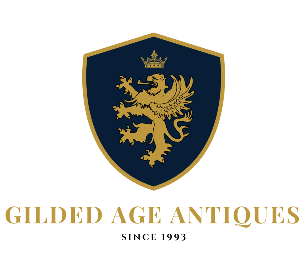 The Gilded Age Antiques Interiors