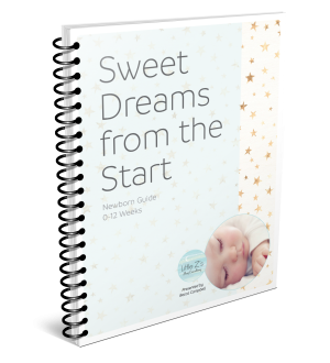 Download My Free Newborn Guide - and begin to implement healthy habits from the start!