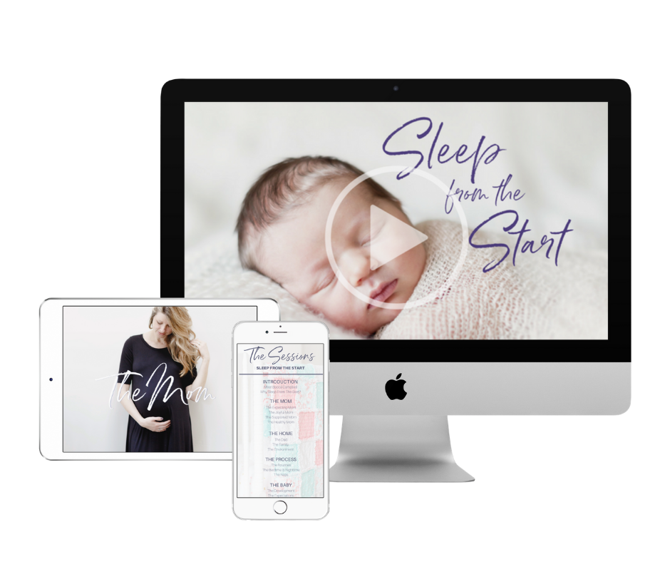 NEWBORNSLEEPCOURSE - All you need to know about developing day and night routines for baby…from Day 1!$32