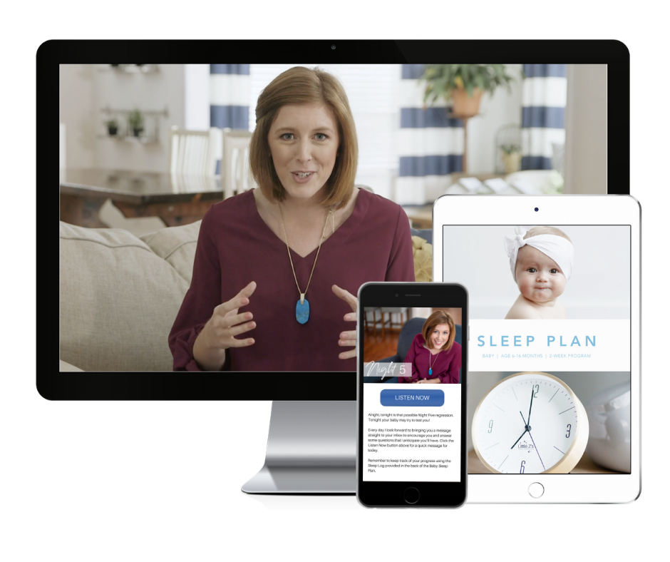 BABY SLEEPE-COACHING™6-16 MONTHS OLD - DIY plan to teach your baby how to sleep 11-12 hours each night and create a consistent nap schedule.$57.50