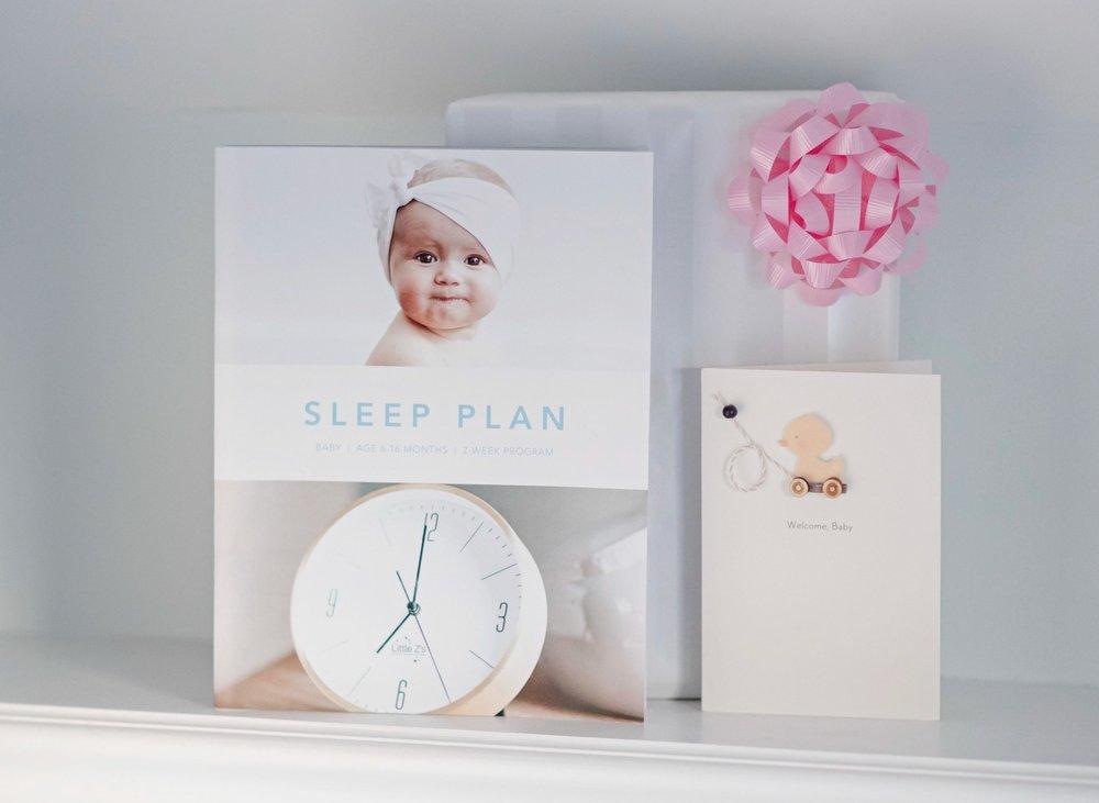 give the gift of sleep! -