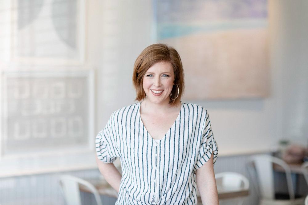 Becca Campbell - B.A., M.A.T., APSC Member