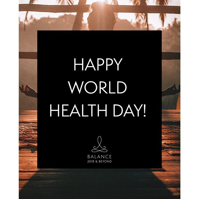 Today we celebrate health!
