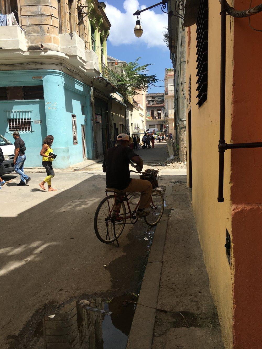 Habana Vieja, Cuba 2017
