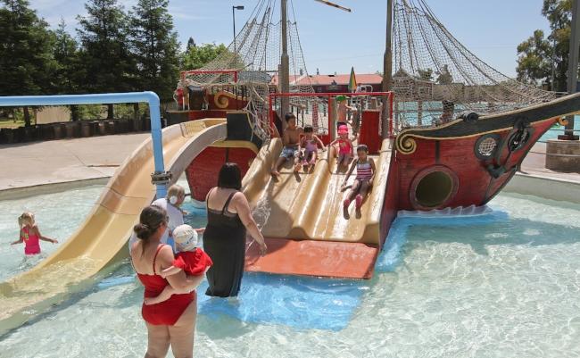 Buccaneer Landing Wild Water Adventure Park