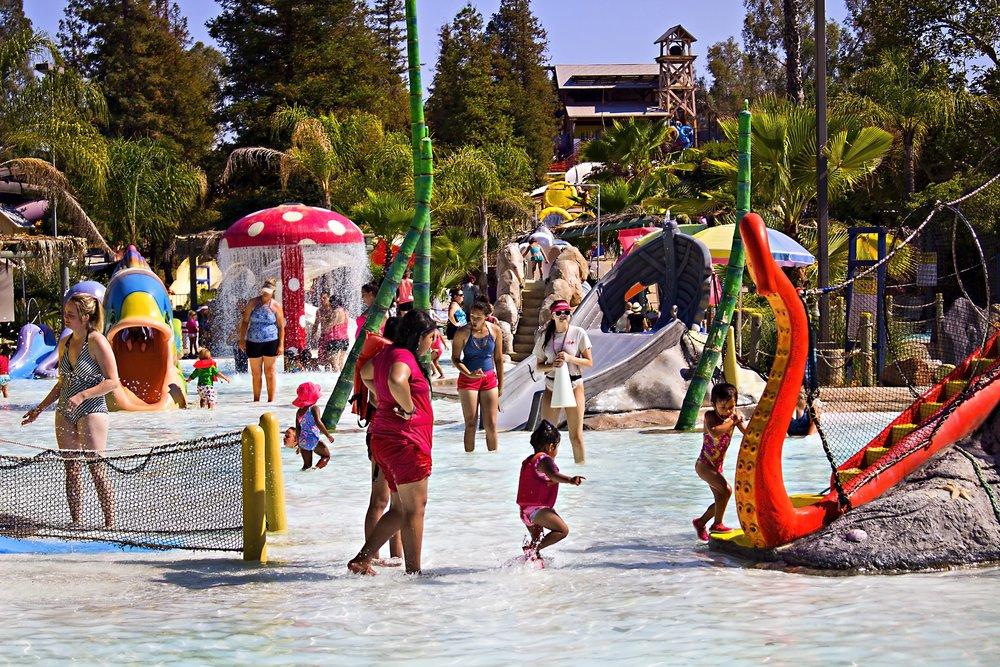 Adventure Bay Mini Slides Wild Water Adventure Park