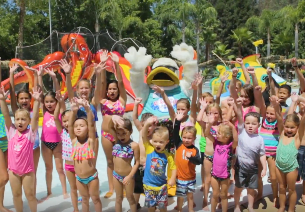 Celebrate 45 Years! - Wild Water Adventure Park, the LARGEST water park in California, celebrates our 45th anniversary this year! The family owned and operated park started as a campground back in 1974. Learn more about our history and come celebrate with us at one of our many special events!