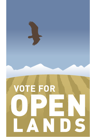 Vote for Open Lands
