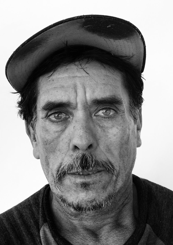 Julian Llamas, 55, Jalisco, Mexico.