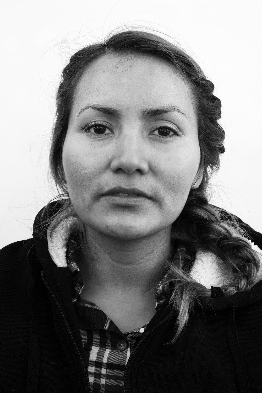 Sylvia Elizza, 32, Oaxaca, Mexico.