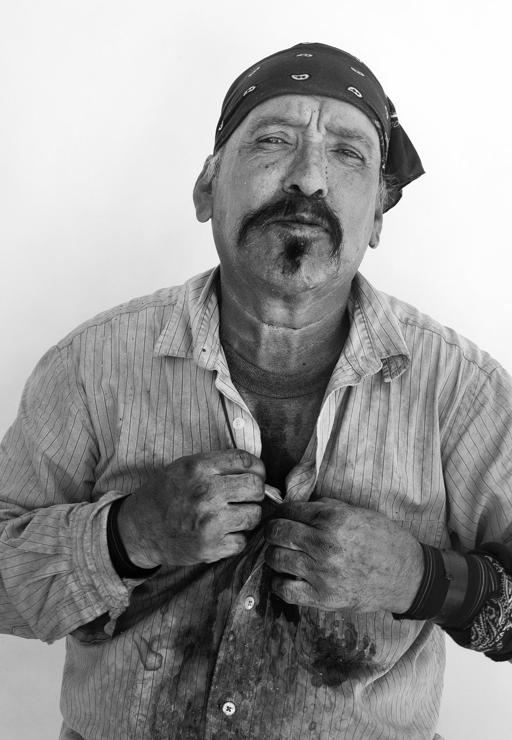 Fermin Perez, 58, Michoacán, Mexico.