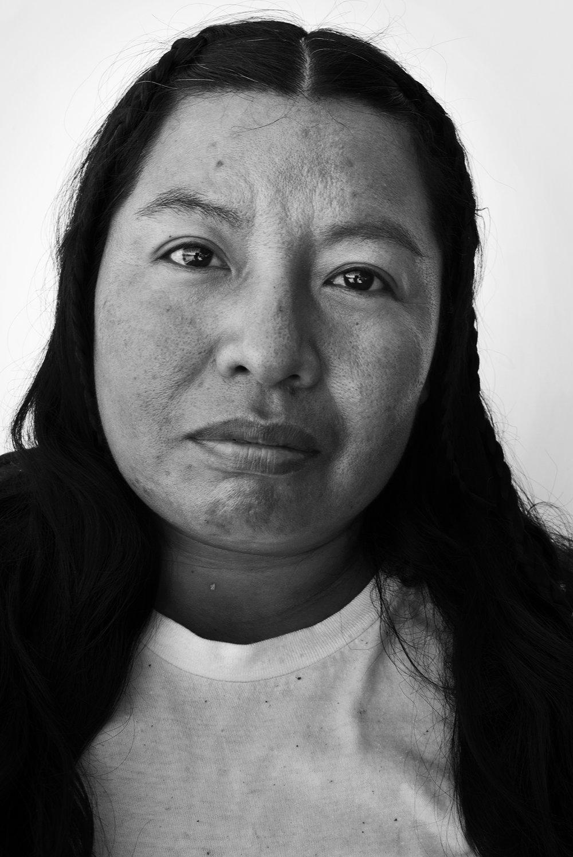 Catalina Martinez, 38, Veracruz, Mexico.