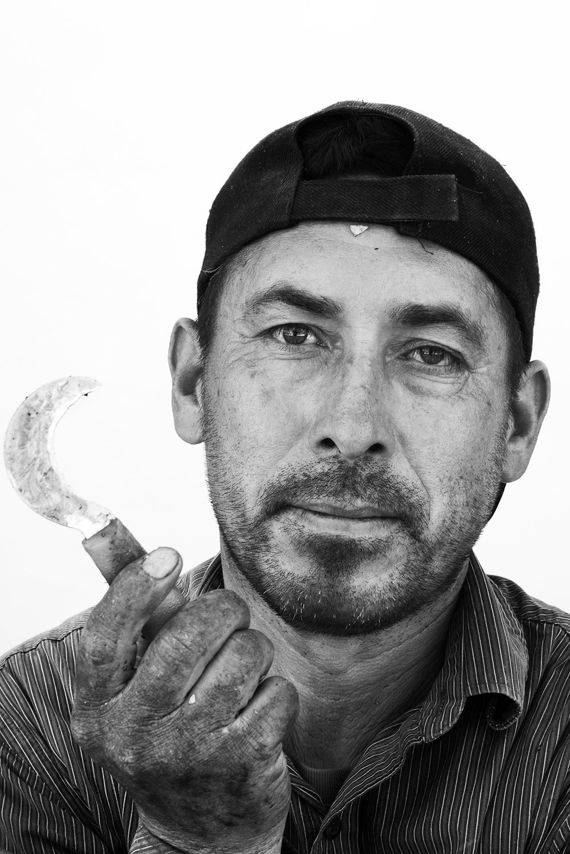 Geraldo Martinez, 50, Michoacán, Mexico.
