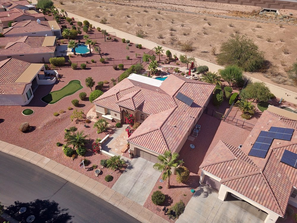 GET MORE CLIENTS - Sharing aerial photography and videography on social networks can generate 1200% more clients and shares.
