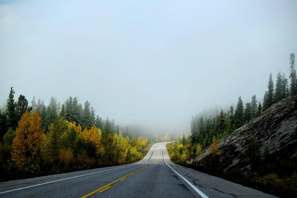follow jeremy across Canada -