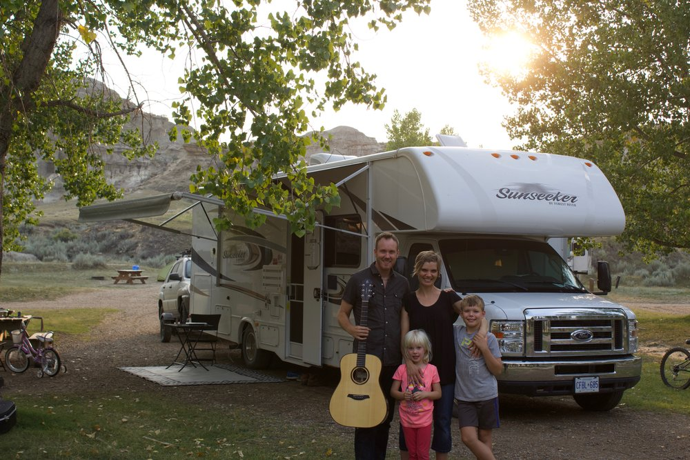 Familiy with Mabel in Alberta..jpg