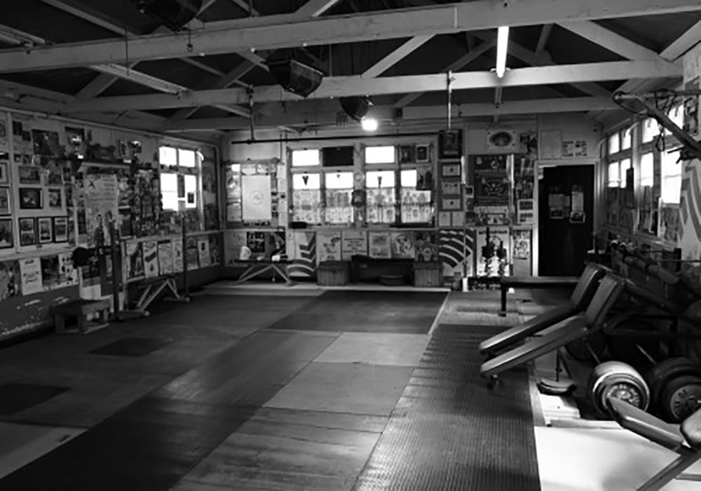 Hackney Olympic Weightlifting Club London Facilities