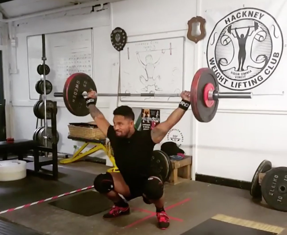 Hackney Olympic Weightlifting Club London