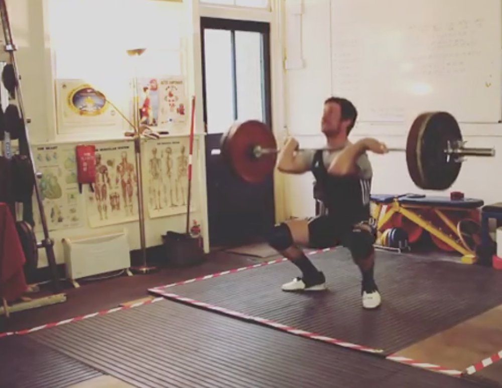 Hackney Olympic Weightlifting Club London Strength Training Class