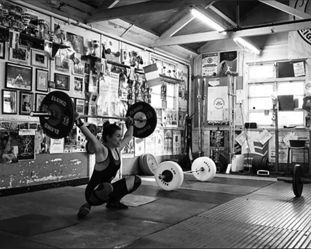 Iron Sessions… - preparing you for competition