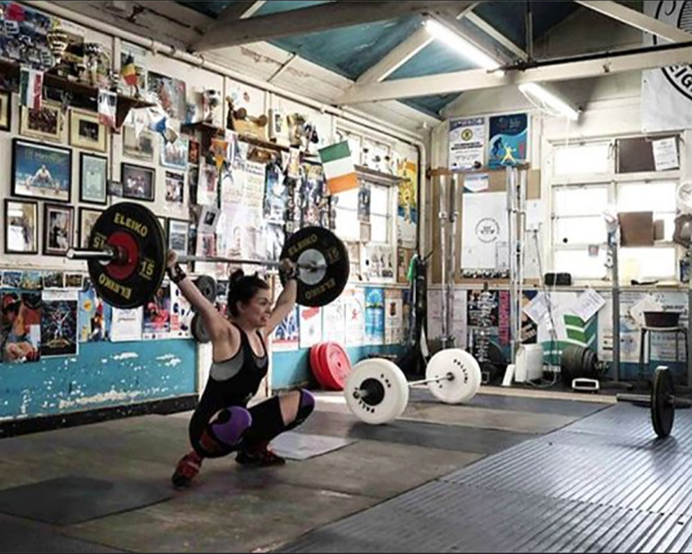 Hackney Olympic Weightlifting Club London Iron Sessions