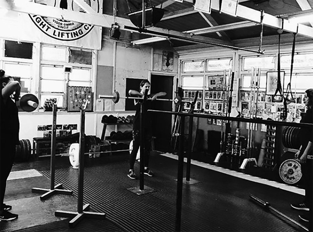Intro to Barbells — Women Only Classes… -