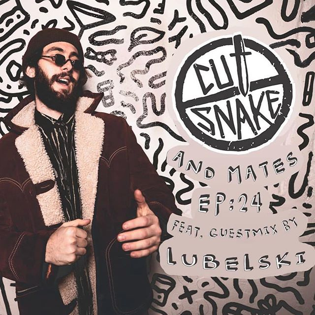 New mix up for my mate @cutsnake's @cutsnakeandmates... tons of unreleased material in this one as well as a very special edit that I'm still unsure I'll ever release... ;)