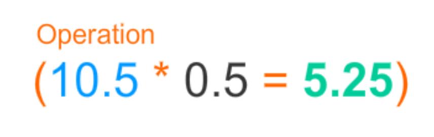 Math - Operation