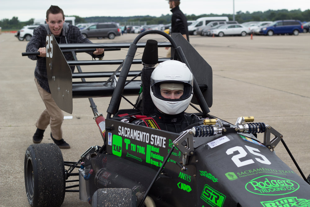 Driver: Kyle Rodriguez