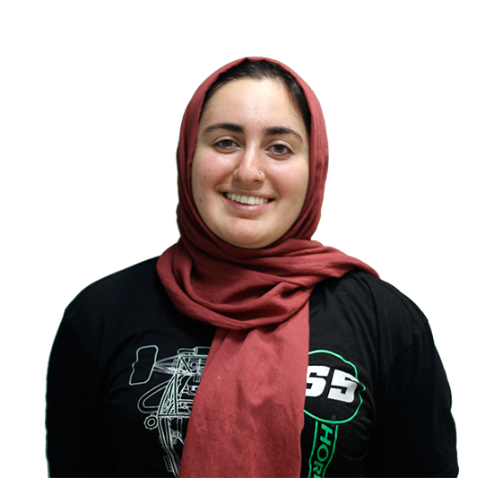 Electrical: Zeena Amawi
