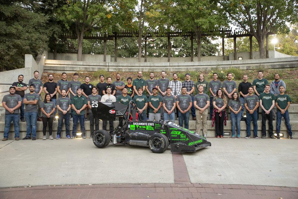 2018 car, 2019 team