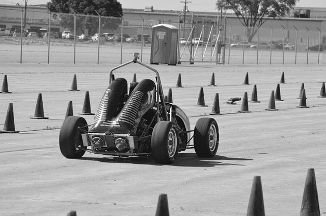 Day 5/7 of #blackandwhitechallenge + #waybackwednesday! 7 days, 7 pictures. No people, no explanation. Do you know what car year this is? 😉  @hopeformularacing, it's your turn!