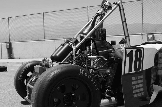 Taking it all the way back to FSAE West! It's #flashbackfriday and day 7/7 of #blackandwhitechallenge!  Our last nomination goes to @rainbowwarriorracing!