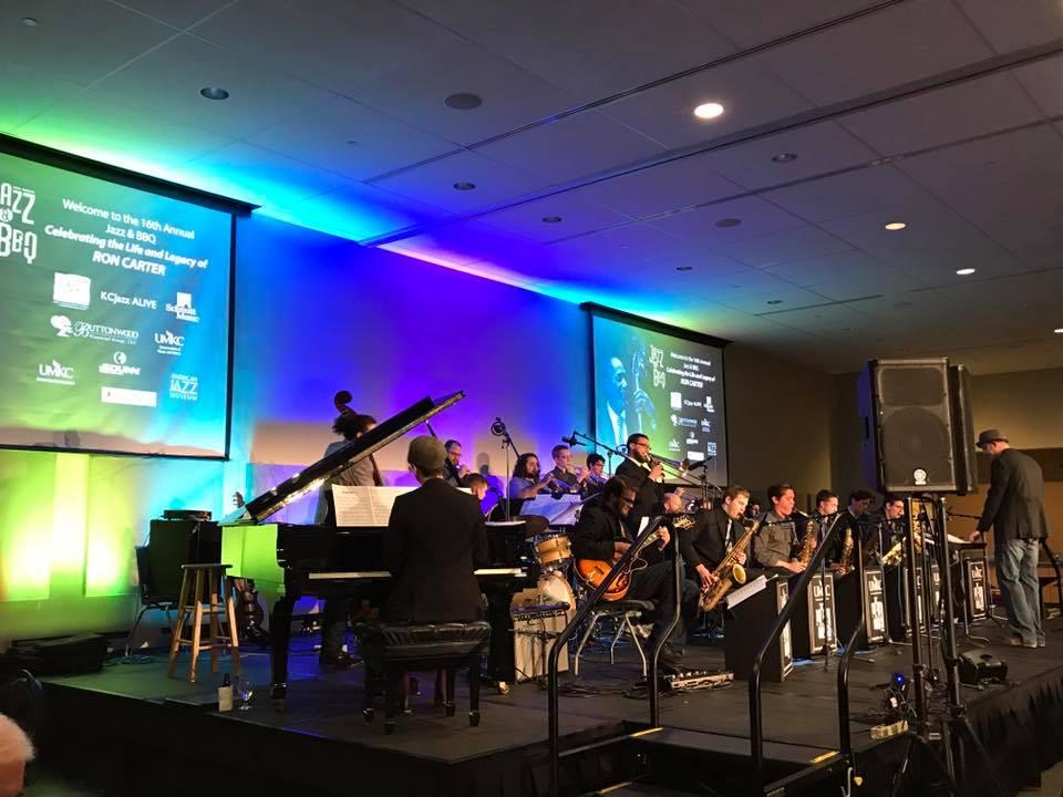 American Jazz Museum concert