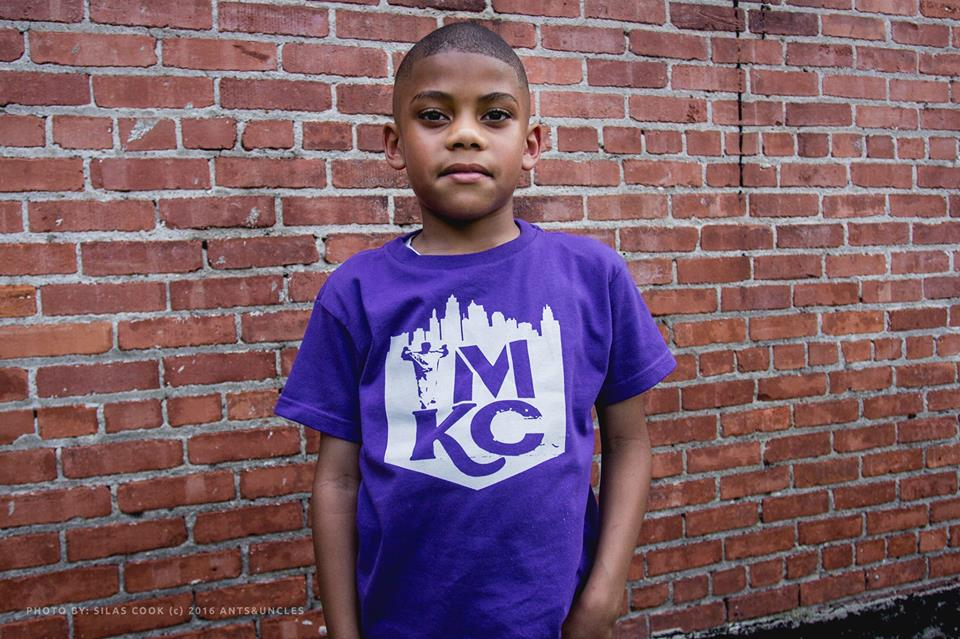 IMKC Clothing Company - Kids Shirt