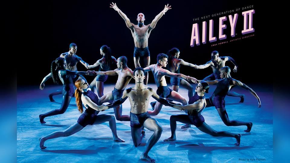 Kansas City Friends of Alvin Ailey- Dancers