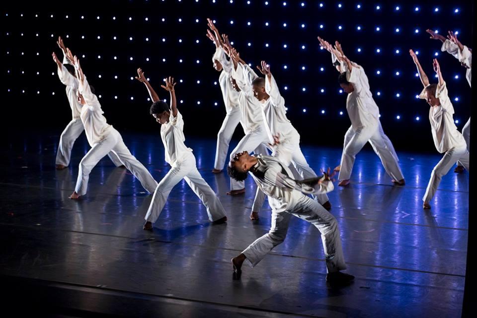 Kansas City Friends of Alvin Ailey- Dancing team