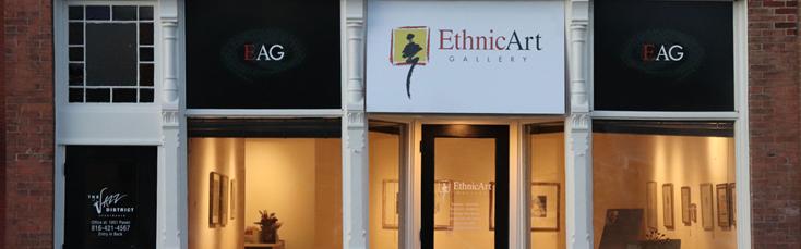 EthnicArt Gallery - Storefront