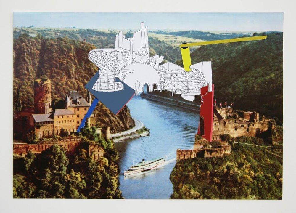 Sight Line Series: Rhein 1