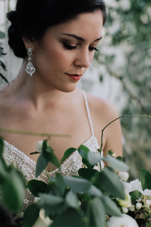 Organic Green Wedding -