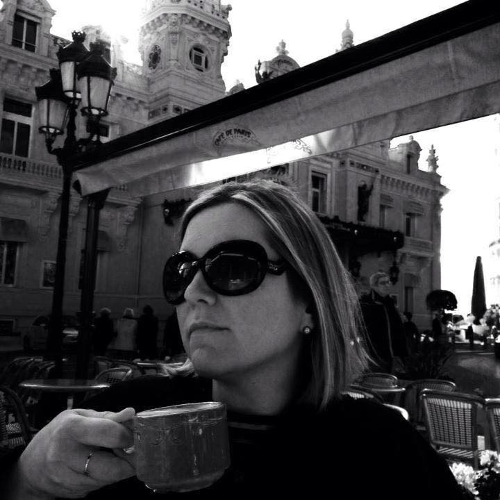Acting like a local in Monaco.