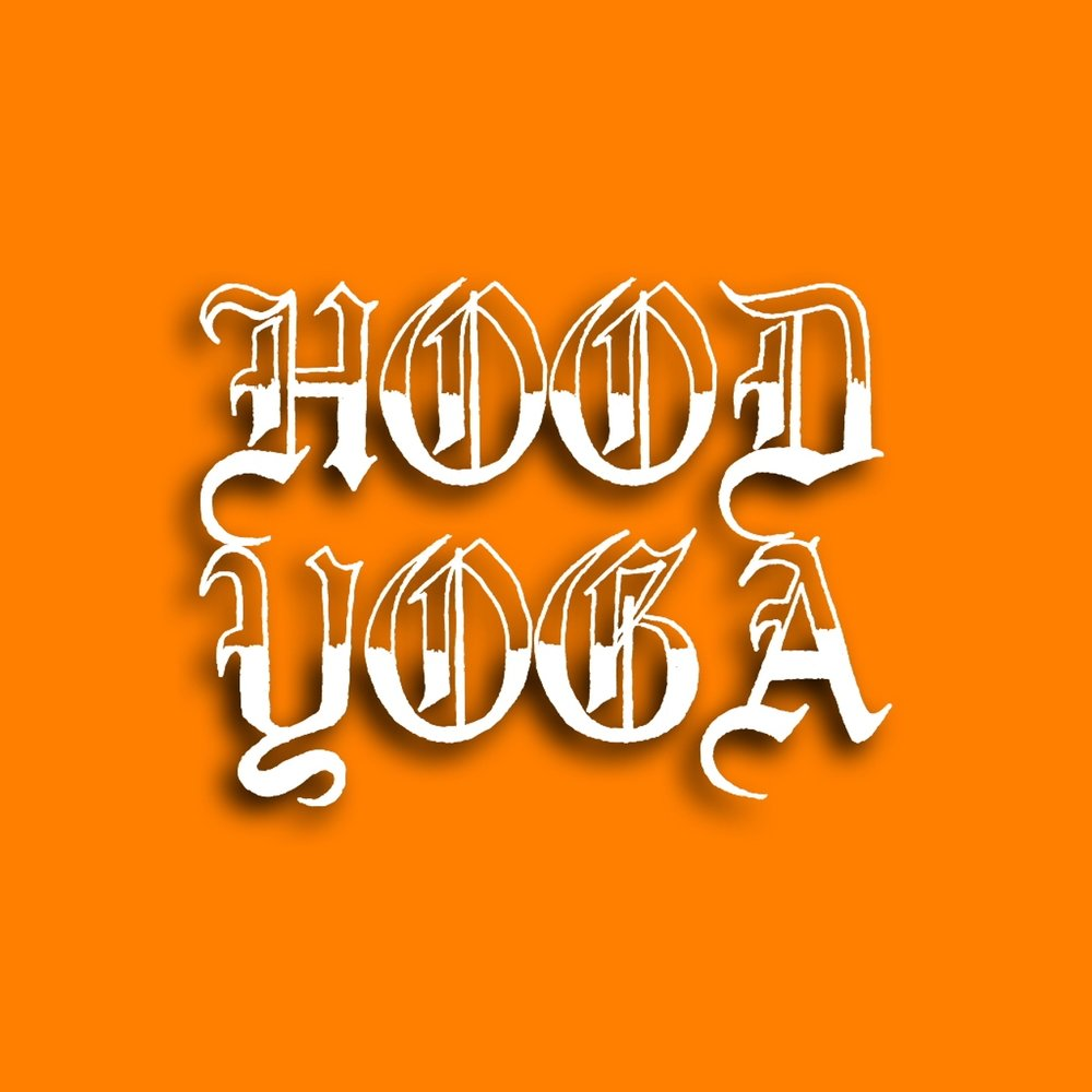 HOOD YOGA PRESENTS    THE CLASSIC DECAL BLACK   COMING SOON