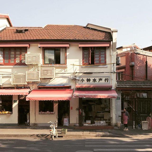 小钟水产行 #永康里 #上海日常 #seafood