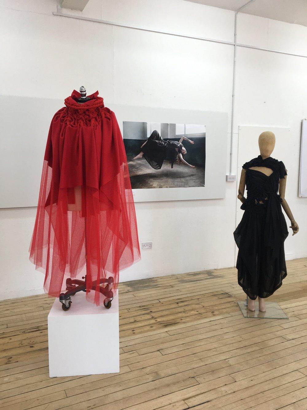 Annabel Gaelle - MA Fashion Graduate, NUA